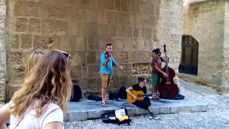 Музыка в старом Родосе