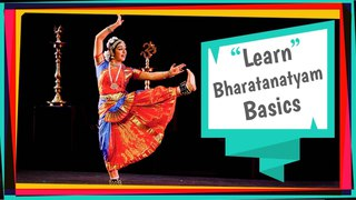 Bharatanatyam - Learn the Basics Step by Step - ChalkStreet