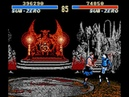 Ultimate Mortal Kombat 3 Hack NES - Sub-Zero Gameplay