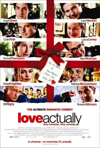 Ver Love actually (2003) Online