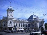Витебский - самый первый вокзал в России.  Первое одноэтажное деревянное здание было возведено в 1837 году для первой...