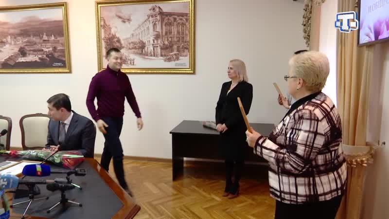 В Симферополе состоялась церемония награждения представителей национально-культурных автономий и общественных организаций