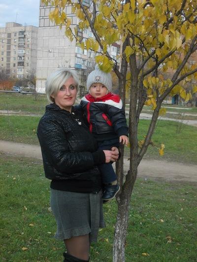 Татьяна Тесля, 16 декабря 1970, Енакиево, id228125582