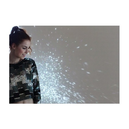 "GIF ME YOUR CLOTHES on Instagram: ""May your weekend sparkle and shine like lovely @lenas_view and her megapower asos croptop ✨🌟✨ pressplay ▶️"""