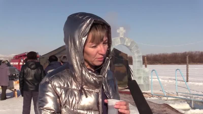 ПРИАРГУНСК КРЕЩЕНИЕ 2018 480p