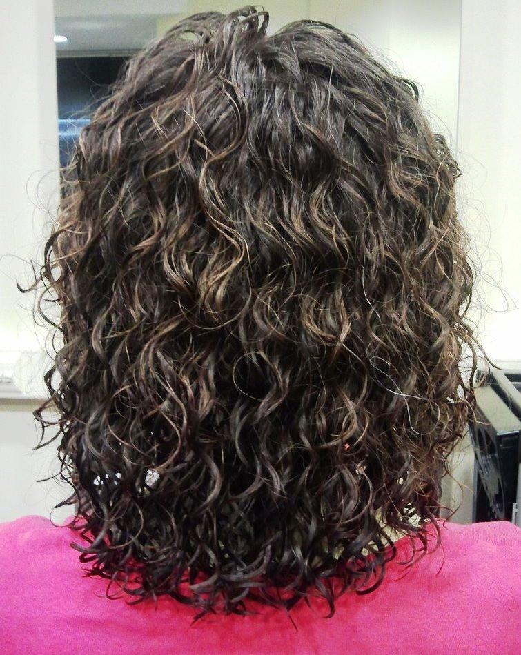 Как сделать хим завивку на волосы 227
