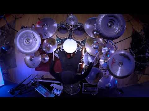116 Pantera - The Art Of Shredding - Drum Cover