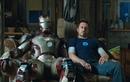 Видео к фильму «Железный человек3» 2013 Анимированный логотип