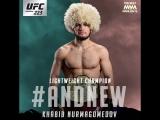 K. NURMAGOMEDOV - NEW CHAMPION