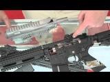 ICS Transform4 AEG Airsoft Gun at SHOT Show 2014