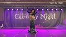 Veronika Shulkevich. Perfomance on Gala-show of Festival Cairo by Nigth