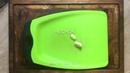 Обед • Говядина, запечённая с баклажаном, копченым сулугуни и сальсой