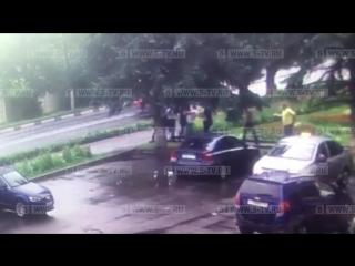 В Подмосковье мужчина впал в кому после драки с полицейским