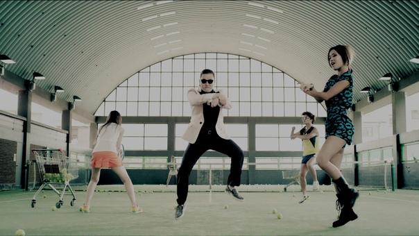 Psy Маловероятно, что кто-то не слышал забойную танцевальную песенку «Gangnam Style» в исполнении корейского исполнителя Псая. Не случайно ведь количество просмотров соответствующего клипа на