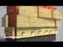 Монтаж навесного вентилируемого фасада видео инструкция