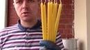 Как сделать свечи в домашних условиях из воска своими руками Производство свечей