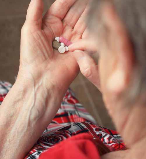 У пожилых людей больше шансов на развитие сосудистых звездочек