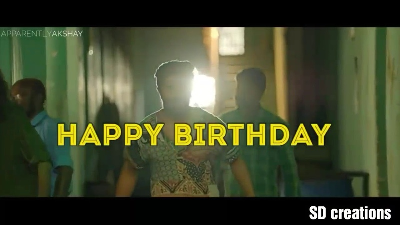Happy birth day Dq A tribute to Dq 2018 | Mashup | Birthday |2018| SD creations