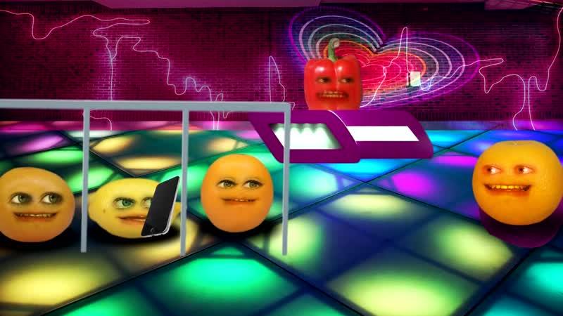 Болтливый Апельсин Свидание вслепую Анимация
