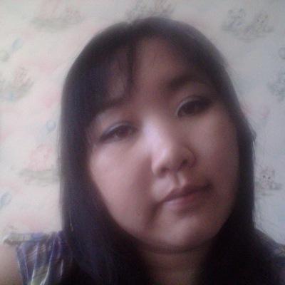 Туяра Алексеева-Климовская, 28 сентября 1990, Москва, id213641183