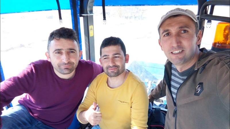 Taşköprü günlük vlog emmi oğlu ve İsmail ile birgün
