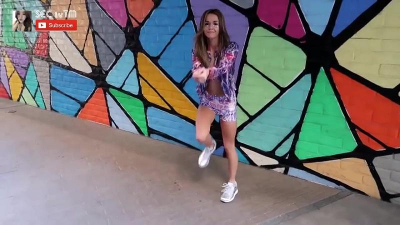 Alan Walker (Remix) - All falls Down ♫ Shuffle Dance Music video _ Electro Mel