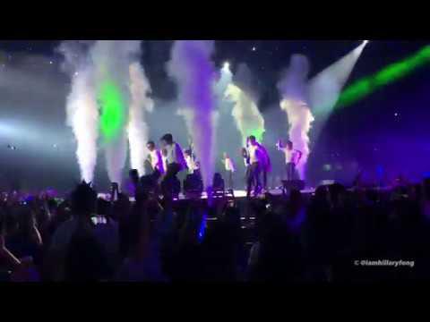 Super Junior Super Show 7 in Manila (June 30 , 2018) Pt. 1/3 HD