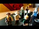 Обзор ЛЕГО Гарри Поттер плакучая ива