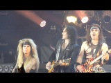Steel Panther &amp Vivian Campbell - Rainbow In The Dark @ London Hammersmith Apollo 151112