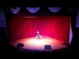 Розова Настя pole dance студии Дайкири. танцы в Чебоксарах