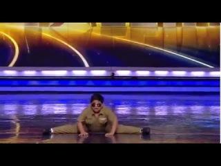 Hindistan Yetenek Yarışmasında Müthiş Dans (India's Got Talent)