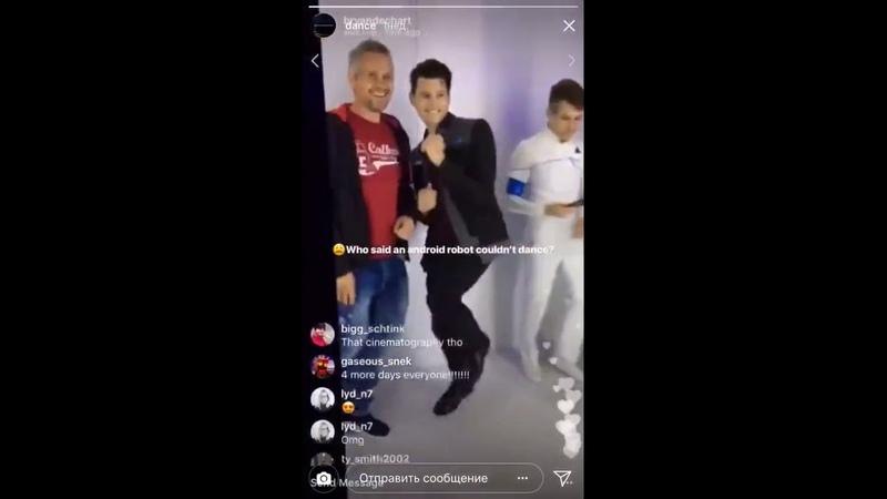 Танцуй пока молодая Брайан Декарт
