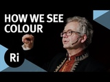 The Physics and Psychology of Colour - with Andrew Hanson