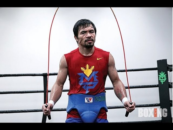 Manny Pacquiao - Superhero (Training Motivation 2019)
