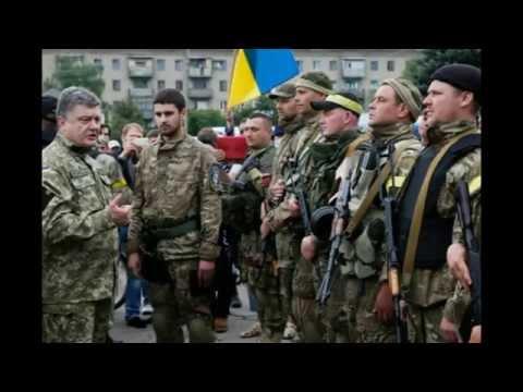 Стадо баранов идет на убой! Украина Донбасс Вальцман, Коломойский 2015 песня