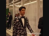Darren Criss at Golden Globes 2019