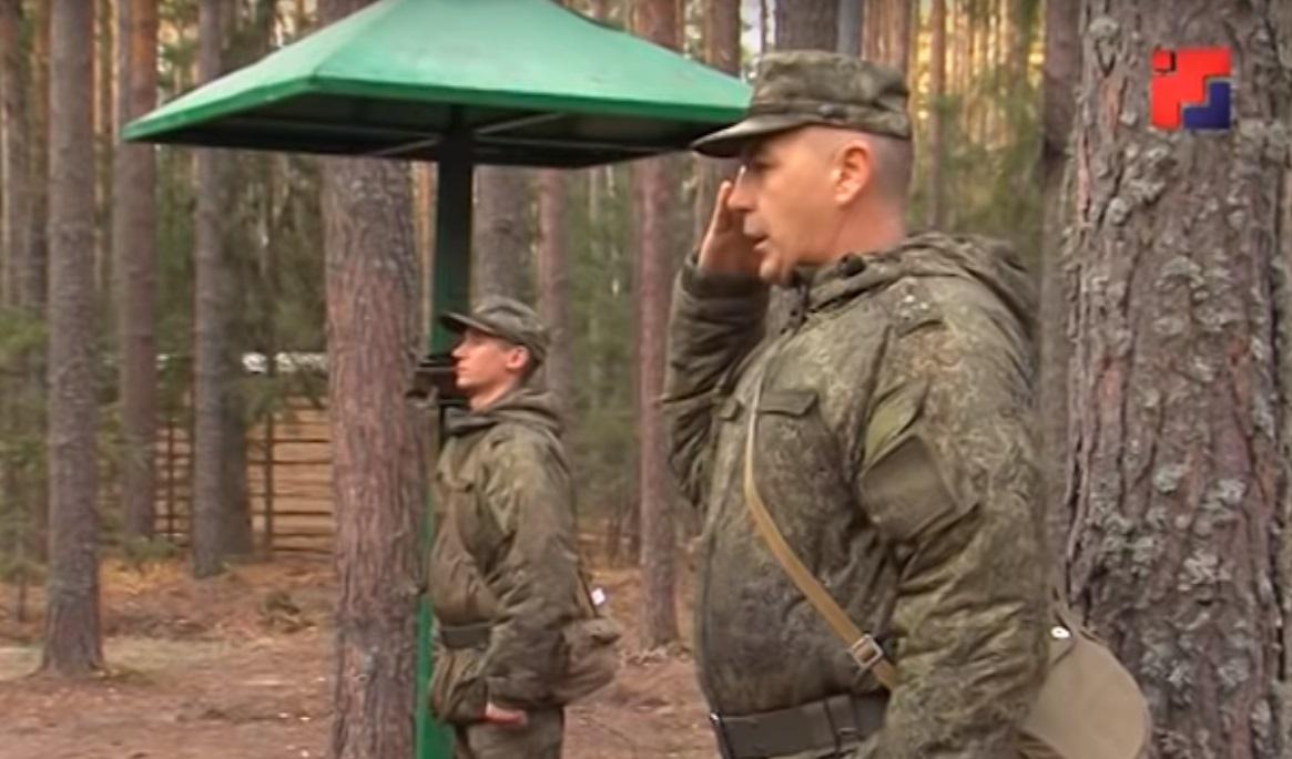 Йошкар-Олинскую ракетную дивизию подняли по тревоге.