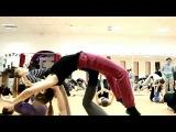 Winter Totem dance school - Tanya & Lisa Tarabanova - Partnering