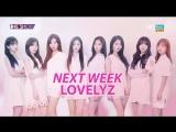 Lovelyz - Comeback Next Week @ The Show 180424