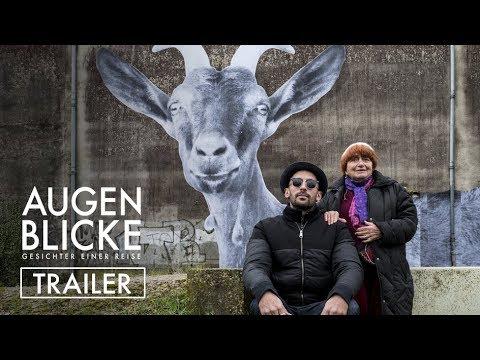 AUGENBLICKE: Gesichter einer Reise | Offizieller Trailer Deutsch HD | Jetzt im Kino