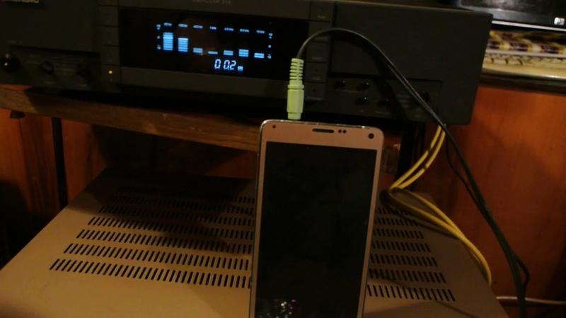 Grundig equalizer 120, Marantz PM350, Vega 25AS109
