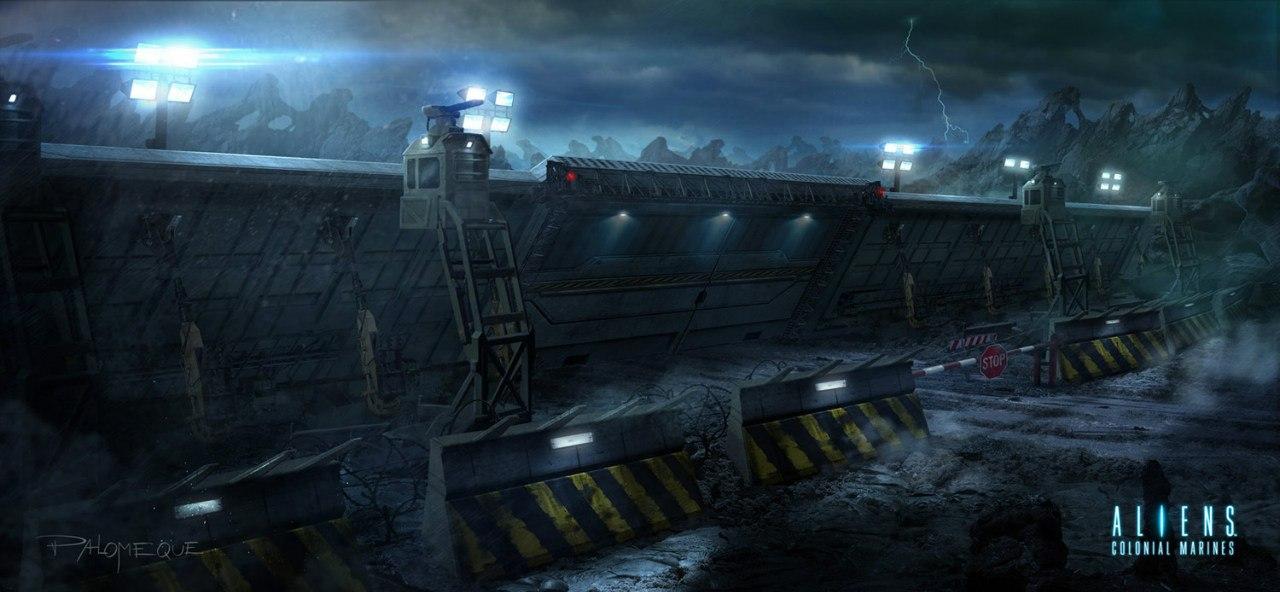 aliens colonial marines 2