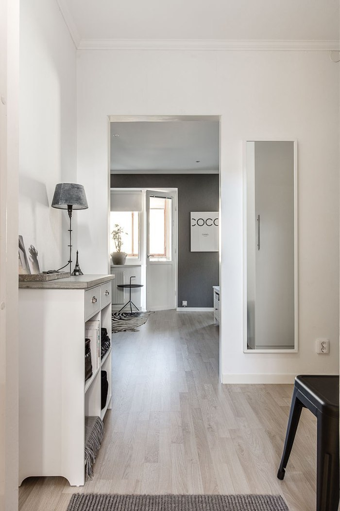 Небольшая квартира-студия 25,5 м.