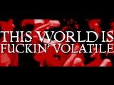 MACHINE HEAD - Volatile (OFFICIAL LYRIC VIDEO)
