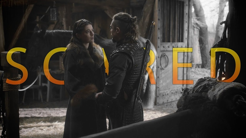 Uhtred Aethelflaed | SCARED