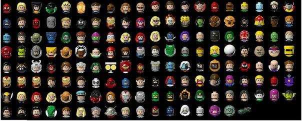 Все герои все 157 героев