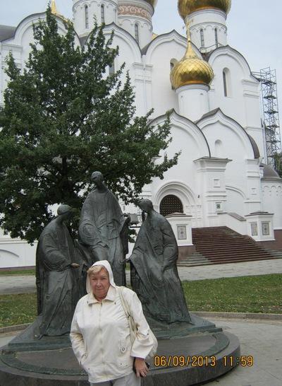 Тамара Фадеенкова, 3 февраля 1937, Санкт-Петербург, id189791227