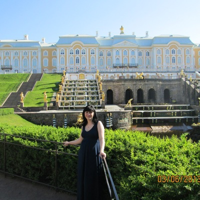 Ирина Ганжа, 30 сентября 1985, Санкт-Петербург, id118025383