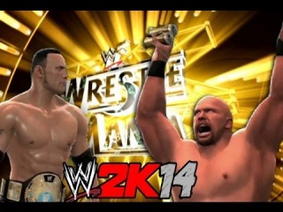 WrestleMania 15 recreated in WWE2k14