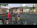 играем в парк с товарищами из команды ЧоКаво NBA2K_Stream